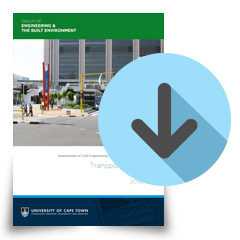 Download Transport Studies brochure
