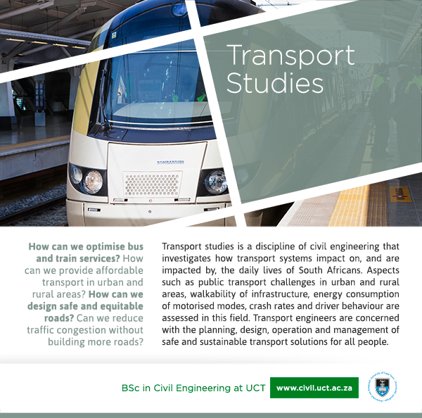 Transport studies
